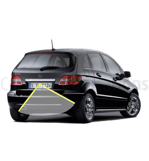 Mercedes B-Class W245 with Comand NTG2.5 System Rear View Camera Kit