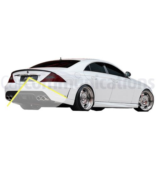 Mercedes CLS-Class 2014> (W212/S212) With Command NTG5 Rear Back-up Camera Kit