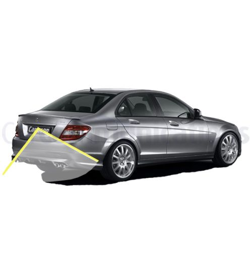 Mercedes C-Class W204 Audio 20 No Navigation Rear View Camera Kit