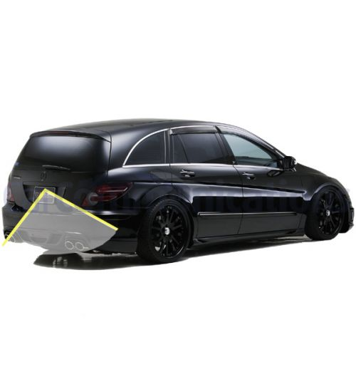 Mercedes R-Class W251 with Comand NTG2.5 System Rear View Camera Kit