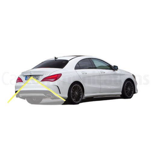 Mercedes CLA-Class 2013> (C117) Rear Back-up Camera Kit