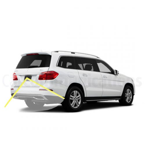 Mercedes GL-Class 2010> (X164 / X166) Rear Back-up Camera Kit for NTG 4