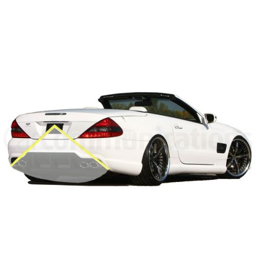 Mercedes SL-Class 2009> (R230 / R231) Rear Back-up Camera Kit