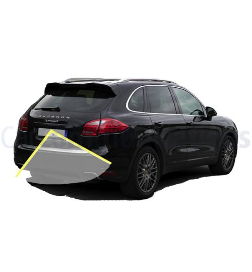 Porsche Cayenne E2 with PCM3.0 System Rear View Camera Kit