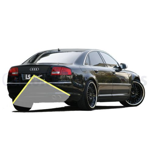 Audi A8 4H Rear View Highline Camera Kit With MMI 3G System