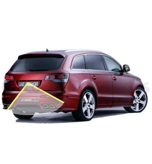 Audi Q7 4L Rear Reversing HighLine Camera KIT - Genuine