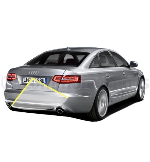 Audi A6 4G Reversing HighLine Camera KIT - Genuine