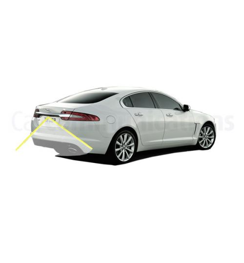 Jaguar XF 2009 - 2015 Rear Camera Kit with Fixed Guidelines