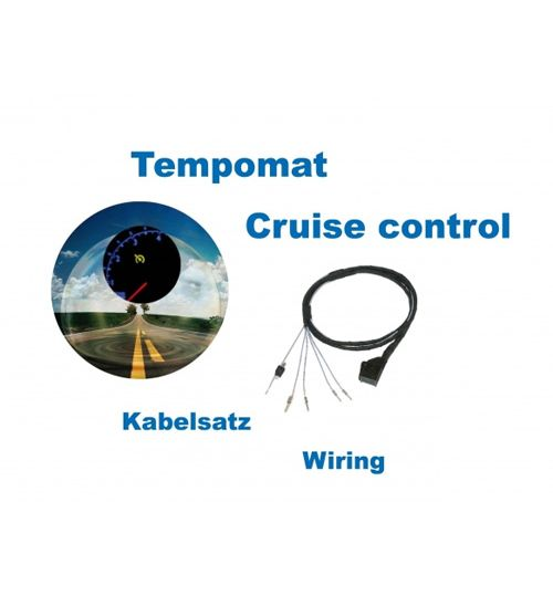 Cruise Control Harness Gasoline For Audi A3 8L - 33345