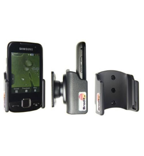 511032 Passive holder with tilt swivel for the Samsung S5600