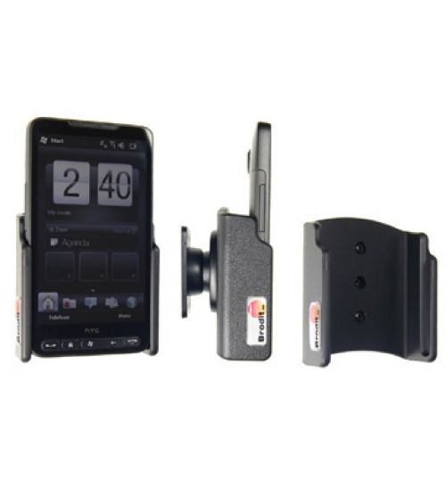 511086 Passive holder with tilt swivel for the HTC HD2