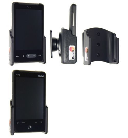511142 Passive holder with tilt swivel for the HTC HD mini