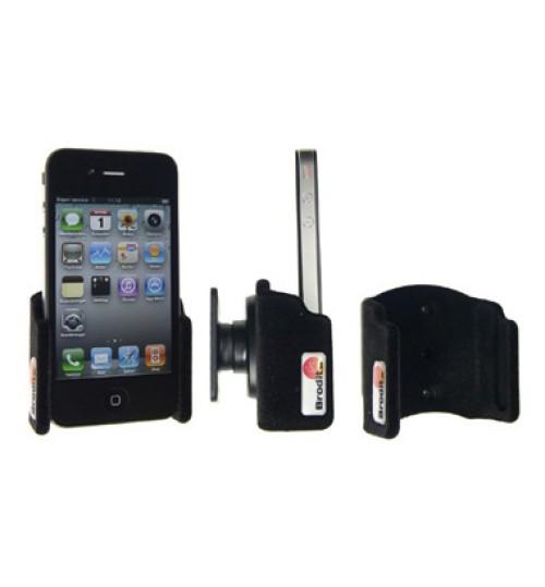 511164 Passive holder with tilt swivel for the Apple iPhone 4/4S