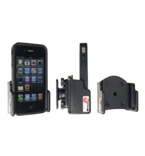 511165 Passive holder with tilt swivel for the Apple iPhone 4/4S