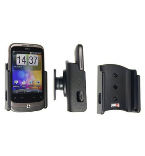 511172 Passive holder with tilt swivel for the HTC Wildfire
