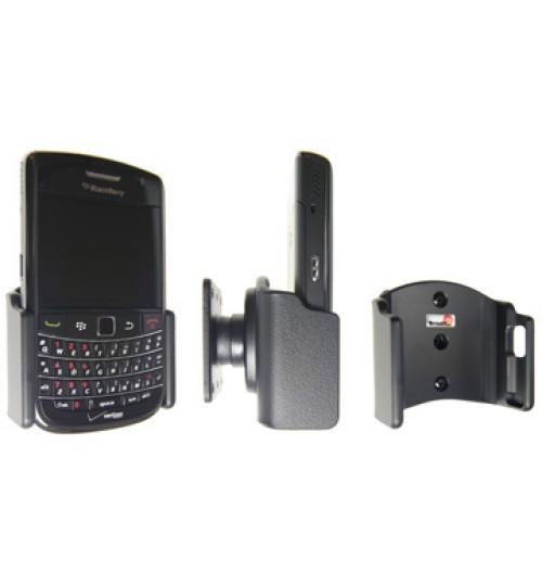 511175 Passive holder with tilt swivel for the Blackberry Bold 9650