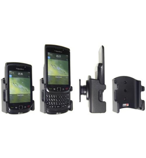 511179 Passive holder with tilt swivel for the Blackberry Torch 9800