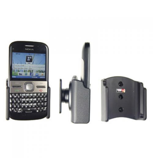 511184 Passive holder with tilt swivel for the Nokia E5
