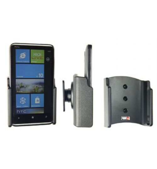 511220 Passive holder with tilt swivel for the HTC HD7