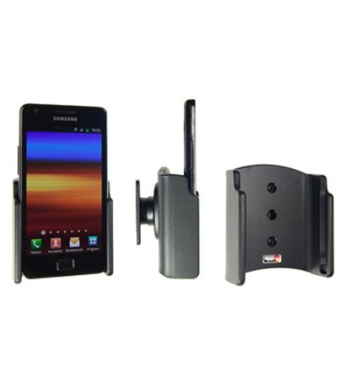 511255 Passive holder with tilt swivel for the Samsung Galaxy SII i9100
