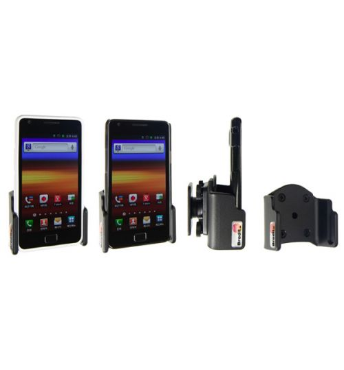 511258 Passive holder with tilt swivel for the Samsung Galaxy SII i9100