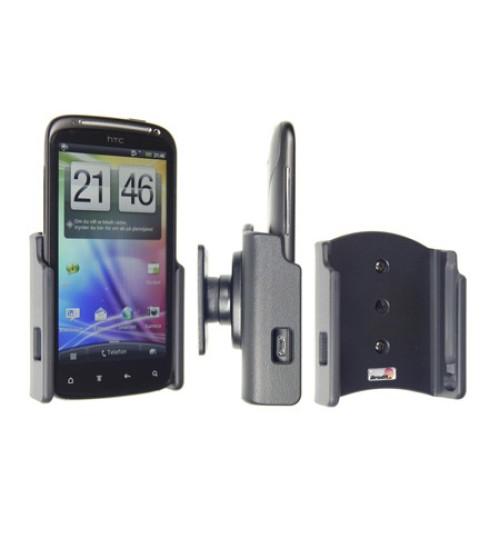 511268 Passive holder with tilt swivel for the HTC Sensation