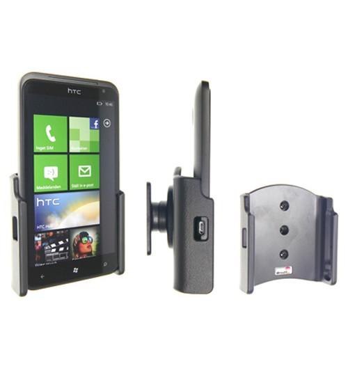 511296 Passive holder with tilt swivel for the HTC Titan