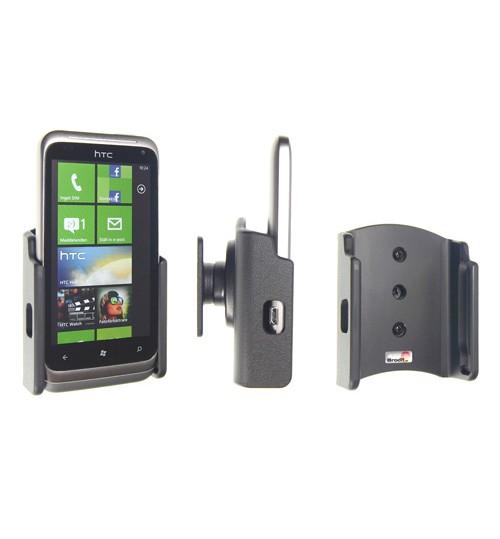 511299 Passive holder with tilt swivel for the HTC Radar