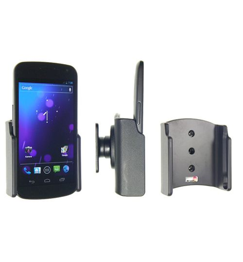 511324 Passive holder with tilt swivel for the Samsung Galaxy Nexus GT-I9250