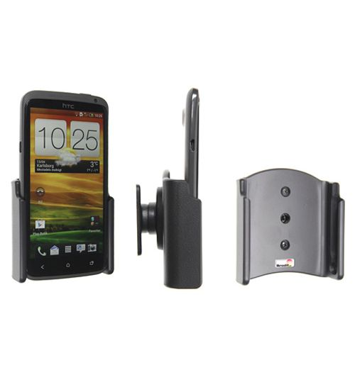 511377 Passive holder with tilt swivel for the HTC One X S720e