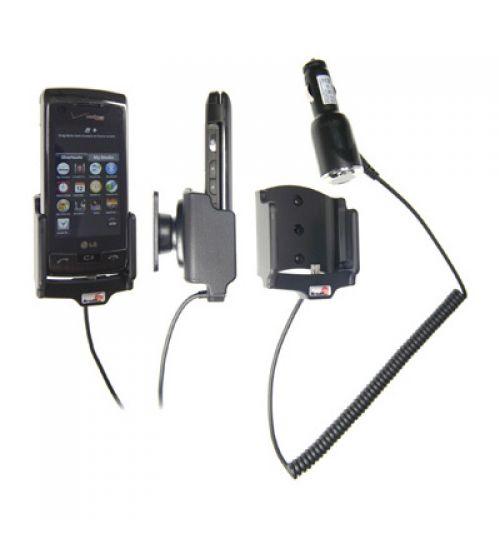 512127 Active holder with cig-plug for the LG EnV Touch