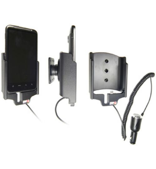 512198 Active holder with cig-plug for the HTC Desire HD