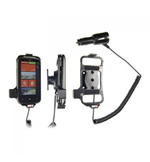 512212 Active holder with cig-plug for the HTC Mozart