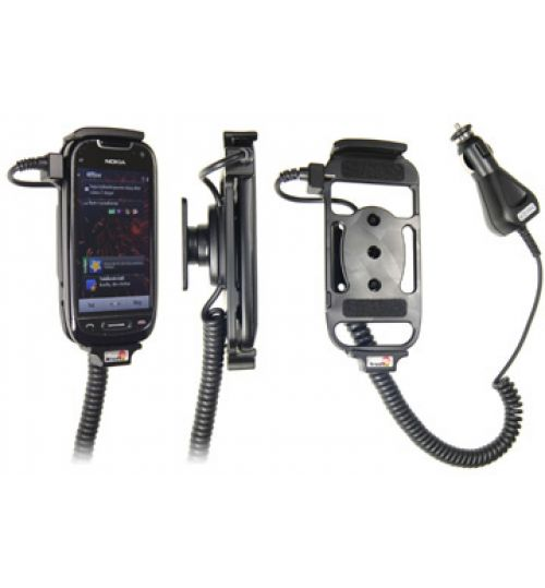 512216 Active holder with cig-plug for the Nokia C7