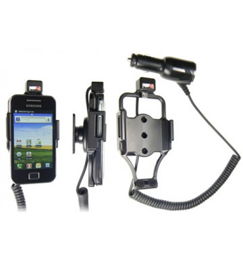 512243 Active holder with cig-plug for the Samsung Galaxy Ace