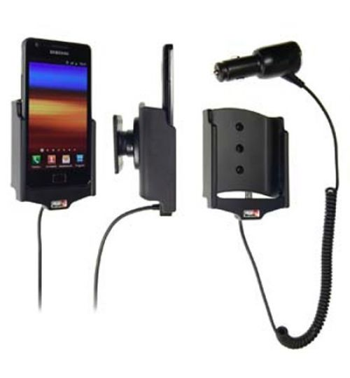512255 Active holder with cig-plug for the Samsung Galaxy S II i9100
