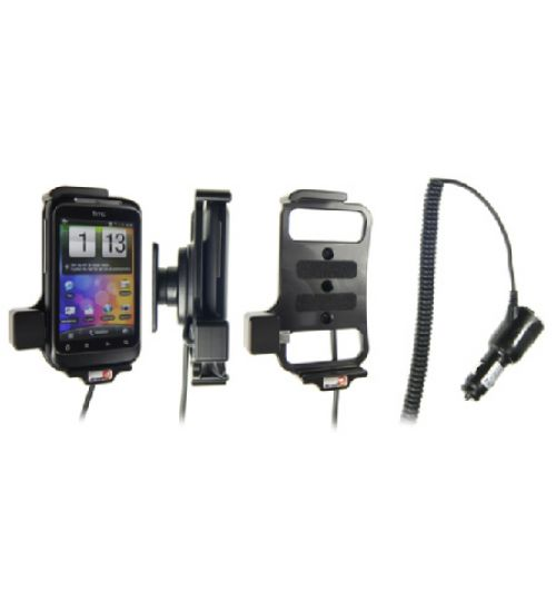 512256 Active holder with cig-plug for the HTC Wildfire S