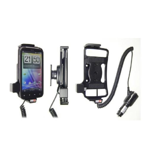 512268 Active holder with cig-plug for the HTC Sensation