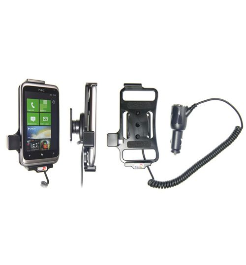 512299 Active holder with cig-plug for the HTC Radar