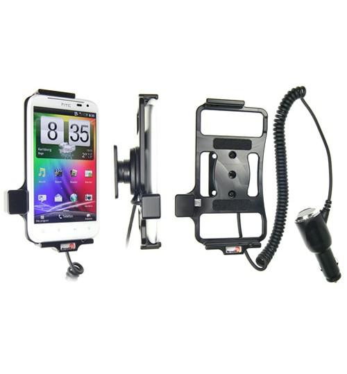 512318 Active holder with cig-plug for the HTC Sensation XL