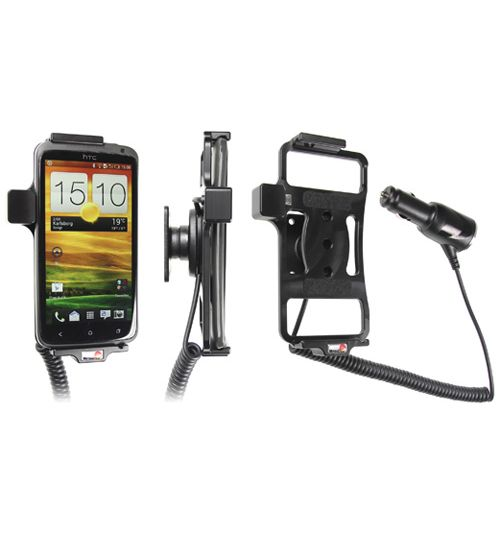 512377 Active holder with cig-plug for the HTC One X S720e