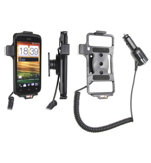 512386 Active holder with cig-plug for the HTC One S Z520e