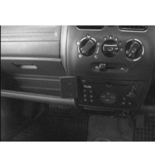 Vauxhall Agila Brodit ProClip Mounting Bracket - Angled mount (652834)