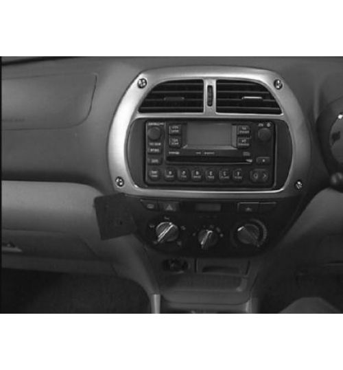 Toyota RAV-4 Brodit ProClip Mounting Bracket - Angled mount (652841)