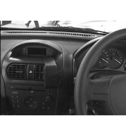 Vauxhall Combo, Corsa, Tigra Brodit ProClip Mounting Bracket - Center mount (652855)
