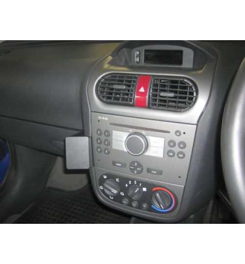 Vauxhall Combo, Corsa, Tigra Brodit ProClip Mounting Bracket - Angled mount (652856)