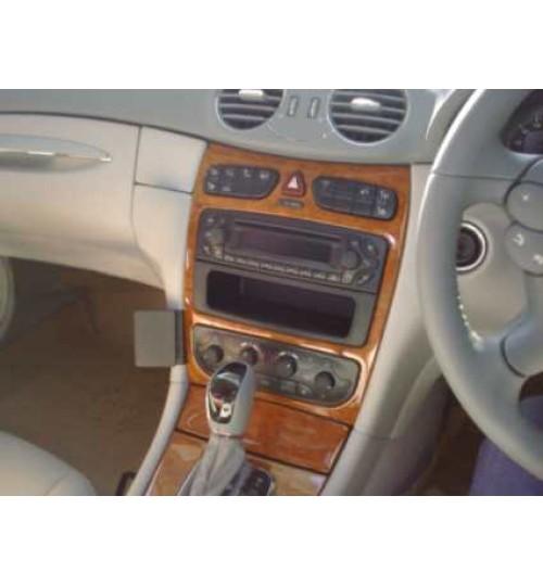 Mercedes CLK-Class Brodit ProClip Mounting Bracket - Angled mount (653071)