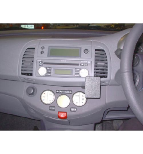 Nissan Micra Brodit ProClip Mounting Bracket - Center mount, Low (653201)