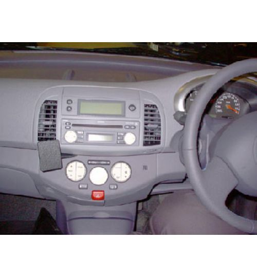Nissan Micra Brodit ProClip Mounting Bracket - Angled mount (653202)