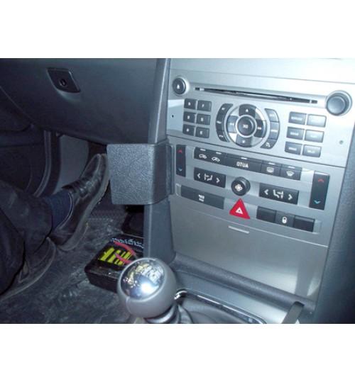 Peugeot 407 Brodit ProClip Mounting Bracket - Angled mount (653432)